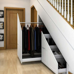 Interiors solutions Modern corridor, hallway & stairs by Chase Furniture Modern