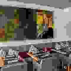 Filipa Cunha Interiores Gastronomia in stile minimalista
