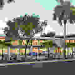 VISTA Jardines de estilo tropical de ANGOLO-grado arquitectónico Tropical