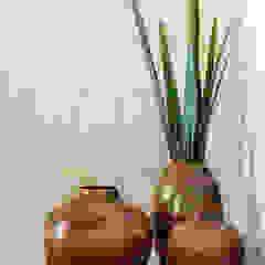 Thaisa Camargo Arquitetura e Interiores Modern living room