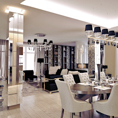 Classic style dining room by Shtantke Interior Design Classic