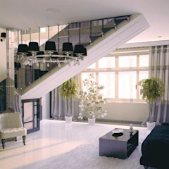 Classic style living room by Shtantke Interior Design Classic