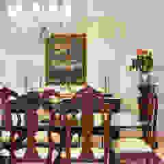 Ruang Makan Klasik Oleh Bruno Sgrillo Arquitetura Klasik