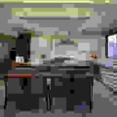 Modern kitchen by homify Modern کوارٹج