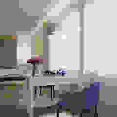 спальня Спальня в стиле минимализм от Архитектурная мастерская 'SOWA' Минимализм