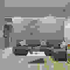 сауна Спа в стиле минимализм от Архитектурная мастерская 'SOWA' Минимализм