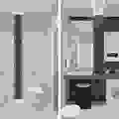 Minimalist style bathroom by Архитектурная мастерская 'SOWA' Minimalist