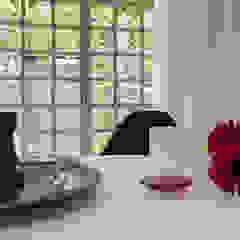 Projeto Residencial Jardim Europa/ São Paulo Jardins de inverno minimalistas por Deborah Basso Arquitetura&Interiores Minimalista Vidro
