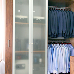 Vestidores y Closets de Interioriza Clásico