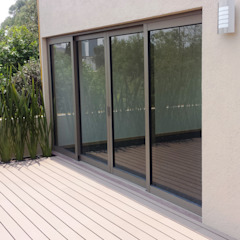 Puertas y ventanas clásicas de Productos Cristalum Clásico