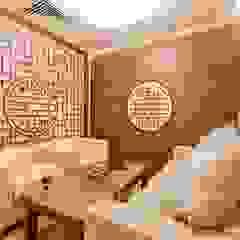 Asian style hospitals by Студия дизайна интерьера Руслана и Марии Грин Asian