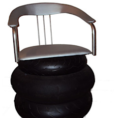 Design Recycl HouseholdAccessories & decoration Iron/Steel Grey