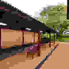 Casa de Campo Cabreúva Spa campestre por Cactus Arquitetura e Urbanismo Campestre