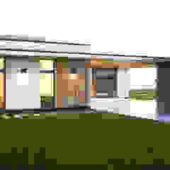 IK-architects Maisons minimalistes