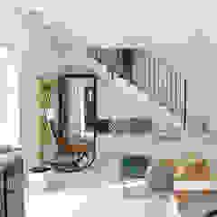HOTEL CAL REIET – GUEST HOUSES Ruang Keluarga Gaya Mediteran Oleh Bloomint design Mediteran