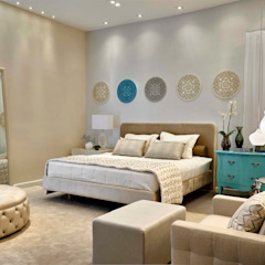 Modern Bedroom by Lider Interiores Modern