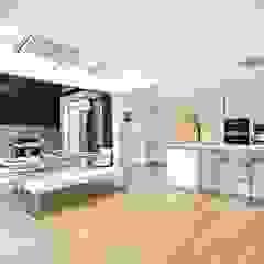 Woodville Gardens Modern kitchen by Concept Eight Architects Modern