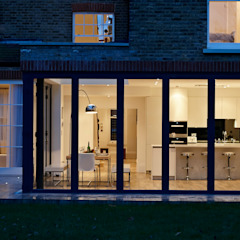 Woodville Gardens Modern houses by Concept Eight Architects Modern