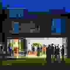 Woodville Gardens Modern garden by Concept Eight Architects Modern