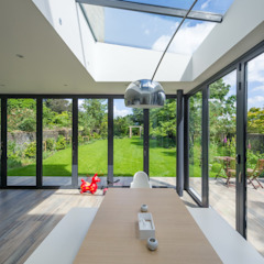 Woodville Gardens Modern conservatory by Concept Eight Architects Modern