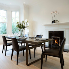 Woodville Gardens Modern dining room by Concept Eight Architects Modern