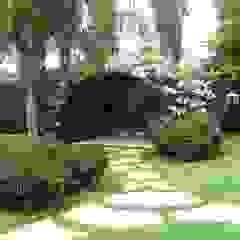 Country style garden by Fabio Camargo Paisagismo Country