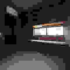 加門建築設計室 Modern Media Room