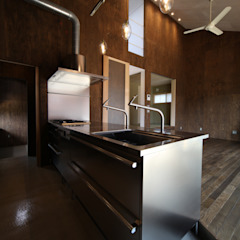加門建築設計室 Modern Kitchen
