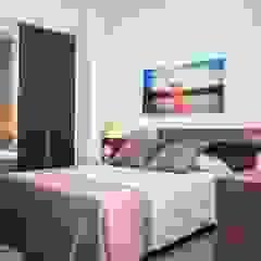 LOFT ISLA SALVORA_1 #LOFTOBD3 Dormitorios de estilo moderno de Mohedano Estudio de Arquitectura S.L.P. Moderno