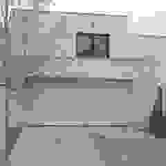 Cyryl House 360 Nowoczesny garaż od ŁUKASZ ŁADZIŃSKI ARCHITEKT Nowoczesny