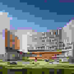 Moderne Krankenhäuser von LİNA MİMARLIK Modern