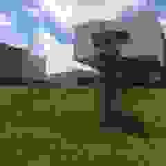 Moderne Häuser von STAHLBETON DESIGN Modern
