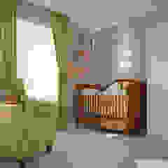 Dormitorios infantiles de estilo clásico de Виталия Бабаева и Дарья Дикая Clásico