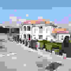 Casa Coreia do Sul Casas asiáticas por CS Coelho da Silva SA Asiático