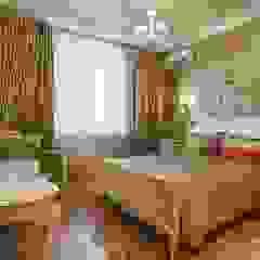 Dormitorios de estilo clásico de Ольга Макарова (Экодизайн) Clásico