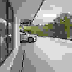 Mediterranean style garage/shed by sanahuja&partners Mediterranean