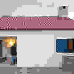 Caseiros House Casas de estilo rural de SAMF Arquitectos Rural
