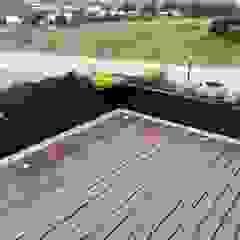 Moderner Balkon, Veranda & Terrasse von STAHLBETON DESIGN Modern