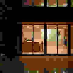 株式会社ブレッツァ・アーキテクツ Balcones y terrazas asiáticos