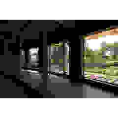 by 関建築設計室 / SEKI ARCHITECTURE & DESIGN ROOM Рустiк