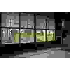 Chambre rustique par 関建築設計室 / SEKI ARCHITECTURE & DESIGN ROOM Rustique