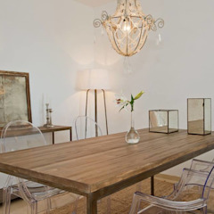 Classic style dining room by Gebauer Design Classic