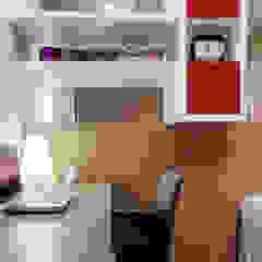 Спальня в стиле модерн от M2A - Arquitetura e Eventos Ltda Модерн