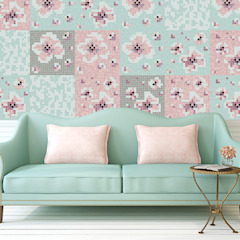 Inspiration 2 Trufle Mozaiki Living roomAccessories & decoration Glass
