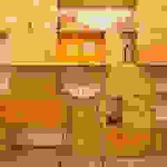 von IR arquitectura Minimalistisch Holz Holznachbildung