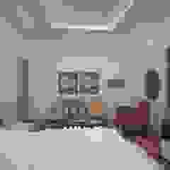 Recámara principal Dormitorios de estilo moderno de Ana Corcuera Interiorismo Moderno