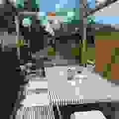 Realisaties Scandinavische balkons, veranda's en terrassen van Den Ouden Tegel Scandinavisch Tegels