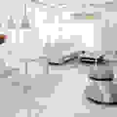 Modern Living Room by Majchrzak Pracownia Projektowa Modern