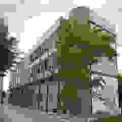 Santa Casa de Misericordia Hospitais industriais por Aurion Arquitetura e Consultoria Ltda Industrial