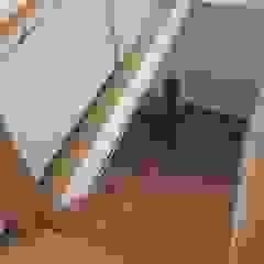 Surfside Corredores, halls e escadas modernos por Hamon Architects Moderno